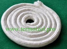 кремнеземный шнур ШКН(Х) 1-15  (наполненный кремнеземным холстом)