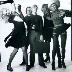 Andy Warhol and the Factory