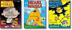 Níquel Náusea Fernando Gonsales São Paulo Anos 1980