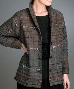 Jackets - Hutchinson Handwoven