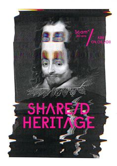 Share/d Heritage: How past and future are cross-fertilized by contemporary authors