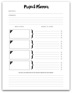 The Life Binder Way, love these sheets, great planning tools Goals Planner, Planner Pages, Life Planner, Happy Planner, Printable Planner, Assignment Planner, Work Planner, Student Planner, Planner Ideas