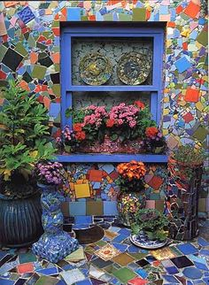Kaffe Fassett Mosaics / on TTL Design