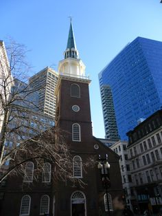 Boston Freedom Trail #boston