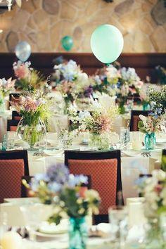 テーマウェディング事例:CREAM SODA|crazy wedding (クレイジー・ウェディング)