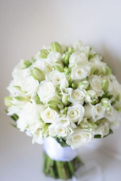 Such fresh whites & greens