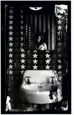Self Portrait (Stars and Stripes) Graham Nash