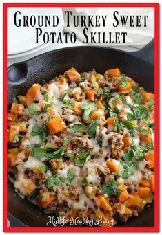 one skillet ground turkey recipes-#one #skillet #ground #turkey #recipes Please Click Link To Find More Reference,,, ENJOY!! Eat Better, Health Dinner, Healthy Meal Prep, Healthy Family Dinners, Healthy Supper Ideas, Healthy Dinner Sides, Best Healthy Dinner Recipes, Healthy Meals For Families, Cheap Healthy Dinners