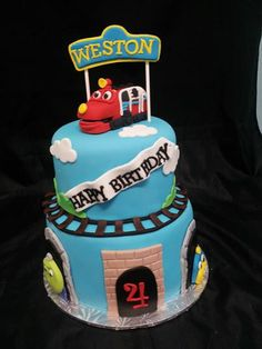 Chuggington Cake Google Search Things For Ethan Pinterest - Chuggington birthday cake