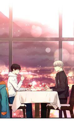 Manhwa, Anime Pixel Art, Anime Art, Yes My Lord, A Guy Like You, Anime Family, Shounen Ai, Manga Comics, Fujoshi