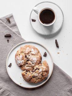 Glutenfree chocolate buns! Leckere glutenfreie und fructosearme Schokobrötchen ohne Laktose und Zucker   freiknuspern - Rezepte für Allergiker!