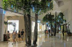 Interior, Excellent Coolest Interior Design Ideas: The Coolest Luxury Brand Mall In The World Metal Forrest Interior