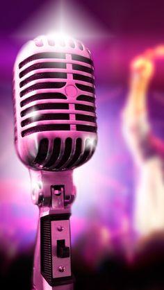 Обои iPhone wallpapers Dream Music, Music Is Life, Micro Vintage, Karaoke, Blue Butterfly Wallpaper, Heart Wallpaper, Iphone Wallpaper, Vaporwave, Microphone Tattoo
