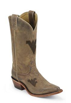 wvu boots