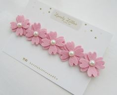 Wool Felt Daisy Chain flower crown headband - Perfect for Weddings or Special Occasions- Can be made in any colour