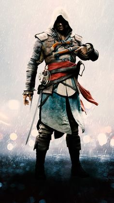 Assassin's Creed IV: Black Flag  Edward Kenway