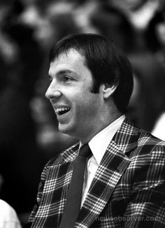UNC assistant basketball coach Roy Williams in 1980.