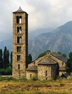 romaanse architectuur - Google Search Romanesque Art, Fresco, Medieval, Google Search, House Styles, Santiago De Compostela, Historia, Pictures, Medieval Art