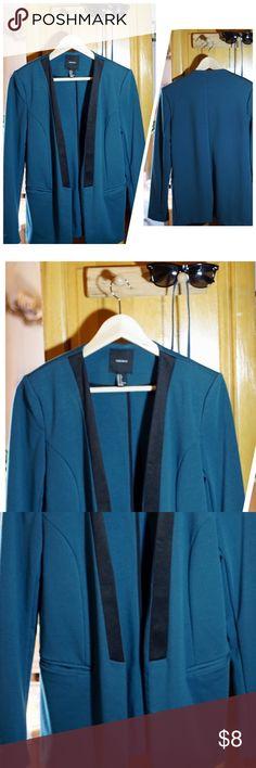 Turquoise/ green blazer Turquoise/ green blazer Jackets & Coats Blazers