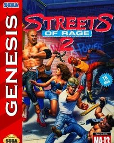 On instagram by maddenmen #arcade #microhobbit (o) http://ift.tt/1qivzpJ's Game of the Day - Streets of Rage - Sega Genesis The answer to Final Fight? Sort of. It'l was multi-player and that's all that mattered. We will be doing a video with this one soon. Another pack in game so plenty of us had it. Anyone out there have memories of playing this game? Let's talk about it in the comments below. #gameoftheday #namethatgame #guessthegame #retrogaming #retro #nes #snes #supernintendo #sega…