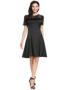 LoriACEVOG Women s New Arrival cocktail swing dress · NEW JUST FOR   19.98- 22.98 https   www.amazon.com  fd98476ee