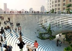 big architects has designed a public urban block in taipei, taiwan. 'TEK', which measures 57 x 57 x 57 m, is a cubic structure that hosts a spiraling street of activities related to contemporary technology and media. Architecture Magazines, Amazing Architecture, Landscape Architecture, Architecture Design, Gothic Architecture, Sustainable Architecture, Movement Architecture, Architecture Diagrams, Green Architecture