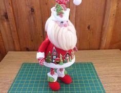 Дед Мороз своими руками, фото 25