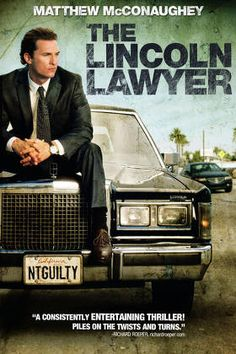 The Lincoln Lawyer (2011)--Okay but not the best