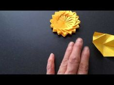 Click the link to learn more Origami Ideas Origami And Quilling, Origami And Kirigami, Origami Ball, Origami Paper Art, Origami Stars, Diy Origami, Origami Boxes, Origami Ideas, Oragami