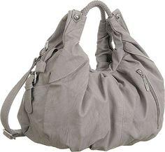 Purse Boutique: Grey ''Nancy'' Convertible Crossbody Hobo Purse, love this! Cute Handbags, Hobo Handbags, Purses And Handbags, Hobo Purses, Cute Purses, Convertible, Michael Kors, Tote Backpack, Cute Bags