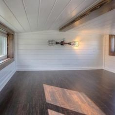 380 SQ. FT. SHIPPING CONTAINER HOME