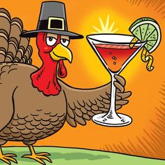 What Bartenders Drink on Thanksgiving—Before, During, and After Dinner Thanksgiving Drinks, Thanksgiving Traditions, Happy Thanksgiving, Bartender Drinks, Funny Pictures, Funny Pics, Kids House, Tigger, Bartenders