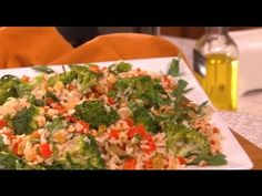 Chef Julie shows you how easy it is to make our Birds Eye Broccoli & Brown Rice Salad in this quick how-to video.
