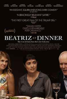 Roadside Attractions has released a second trailer for Beatriz at Dinner, the upcoming dark political comedy which stars Salma Hayek and John Lithgow. Streaming Movies, Hd Movies, Film Movie, Movies To Watch, Movies Online, Movies And Tv Shows, 2017 Movies, Hd Streaming, Cloud Movies