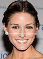 Find your face shape - and best suited hair styles