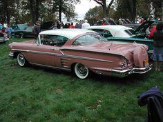 '58 Chevy Impala HT