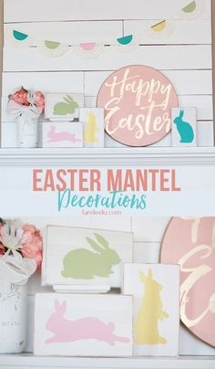 Pretty Easter Crafts