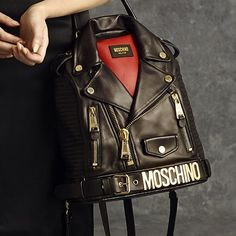 Moschino Bag * Life's too short to carry ugly bags * The Inner Interiorista