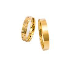Aliança coleção Marry Me #marryme #ewiglich #gold #casamento #aliança #bykricabraun