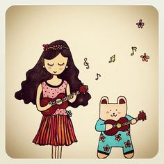 Let's play Ukulele!  0