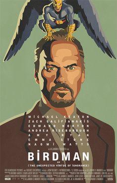 Update or Die! » » Birdman, a volta de Michael Keaton