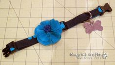 Blueprint Crafts » New Dog Collar Tutorial