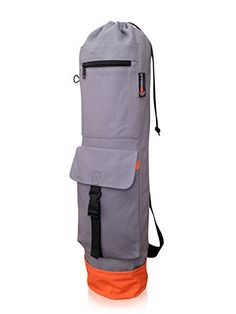 ZenGear Yoga Mat Bag with Cargo Pocket ** Check this awesome product by going to the link at the image.