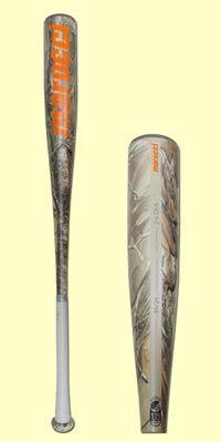 2015 Marucci Camo Senior League Baseball Bat: MSBRTX1014