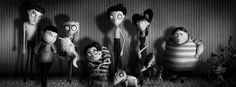 """""""Is it possible to re-count the Frankenstein myth, now with animated dolls, 3D and ... black and white? The answer is yes and goes by the title """"Frankenweenie."""" The author of such a feat could only be beautiful Tim Burton.""""  It´s on my to.do for the next saturday!   Have you seen it?  see more in here: https://www.facebook.com/blackninestudio"""