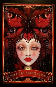Archangel Oracle with Dee ~ Transformation ~ Crown Of The Butterfly Bambini