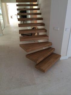 junckers en escaleras