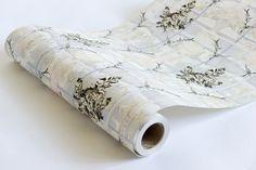 Thistles luxury wallpaper, coated non-woven, x roll Interior Wallpaper, Luxury Wallpaper, Southampton England, Rachel Reynolds, Thistles, Light Shades, Textile Design, Bespoke, Screen Printing