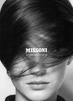 Missoni Autumn/Winter 1998-1999 Ad Campaign