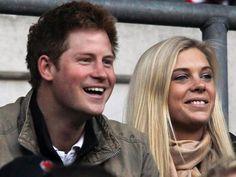 Prinz Harry: Prinz Harry und Chelsea Davy waren sieben Jahre lang ein Paar.
